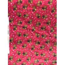 Polyester bedruckter Stoff für Bettwäsche-Sets