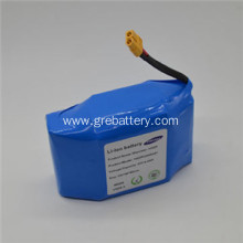 Safe Li-ion Rechargeable hoverboard battery 36v