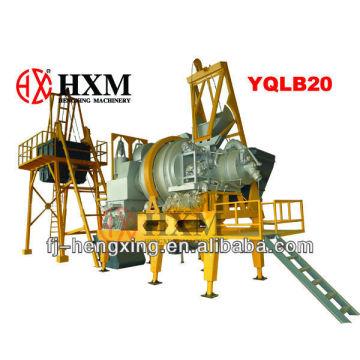 Hengxing móvel mini asfalto batching planta (QLB20 / 30/40)