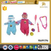 11 pulgadas de plástico muñecas bebé barato juguetes al por mayor