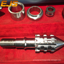 accessories for injection molding machine screw barrel