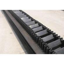 Seitenwand Förderband Steile Incline Corrugated