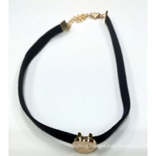 Fashion Necklace Choker with Good Finishing Charm