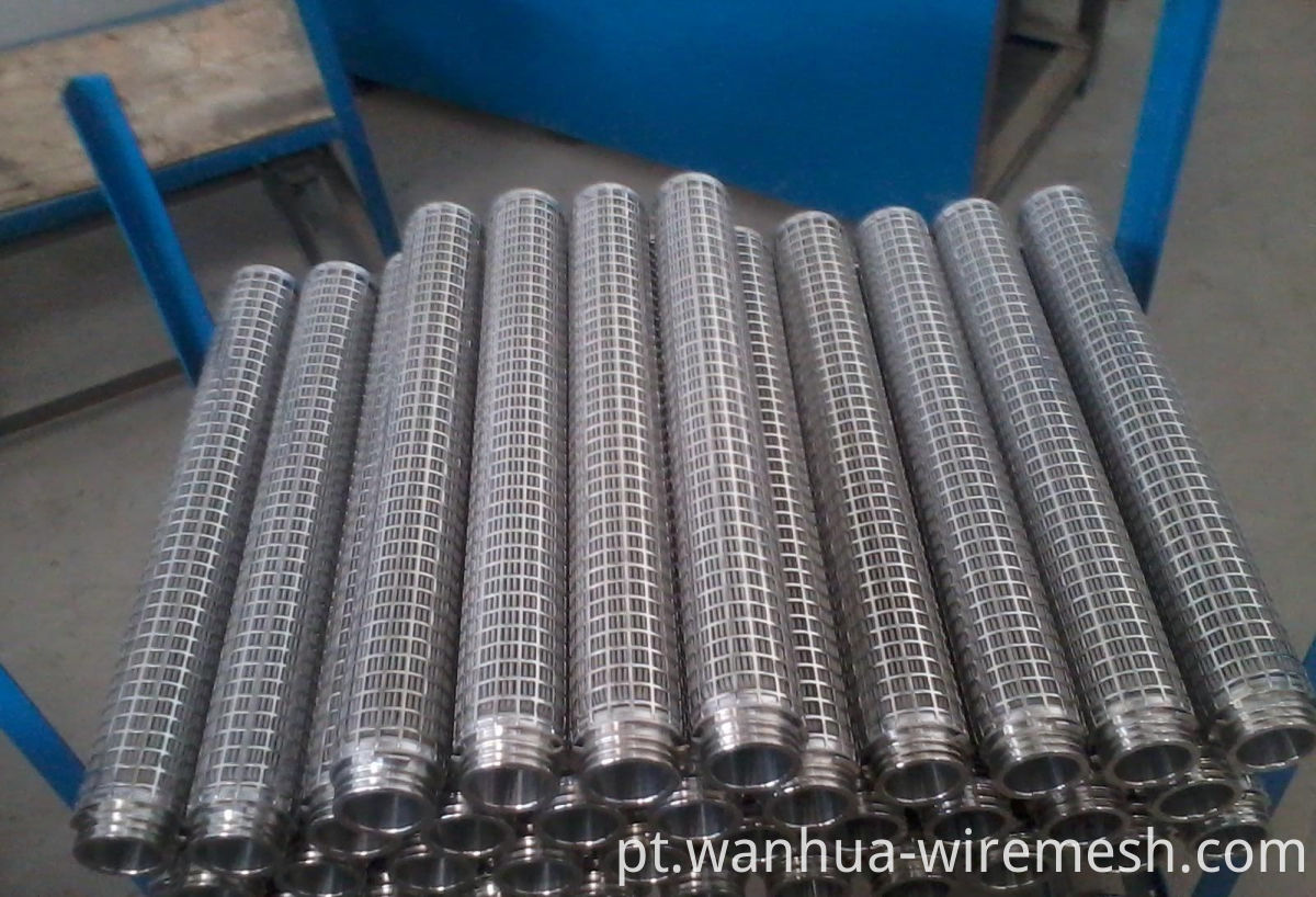 wine filtering wire mesh equipment