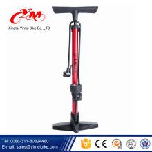 Hot sale Bicycle Pump made in China, Bike Hand Pump for car, Air Pump Bicycle accessories/Bicycle Tire Pumps with Gauge and Hose
