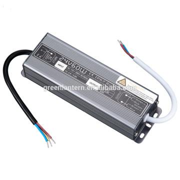 220V a prueba de agua IP67 200W fuente de alimentación led