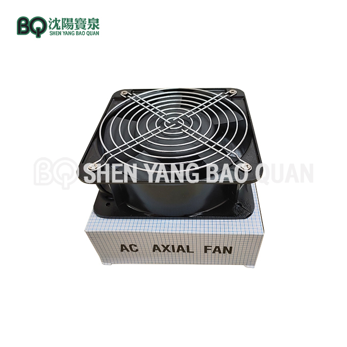 Ac Axial Fan 3