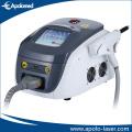 1064nm Laser Schönheit Ausrüstung Q-Switch ND YAG Tattoo Entfernung