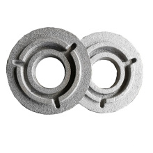OEM Malleable cast ductile iron black malleable iron plate cast iron flang for industry
