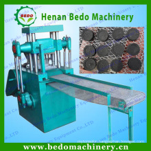 China professional high yield energy saving charcoal tablet press machine