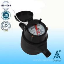 Volumetric Piston Type Plastic Gallon Pd Water Meter