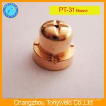 plasma cutting consumables nozzle for PT31