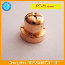 Bocal de consumíveis de plasma para PT31