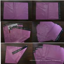 Bolsa de correo de plástico coloreada personalizada