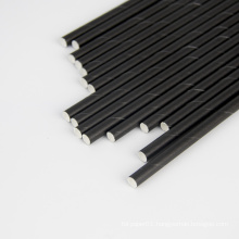 Eco-friendly biodegradable material paper straws disposable ecofriendly straws