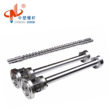 Bimetallic Corotating Parallel Double Screw