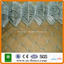 ISO9001 professionnel usine haute qualité chaîne lien clôture