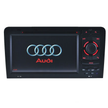 Android 5.1 / 1.6 GHz de coches DVD GPS para Audi A3 / S3 DVD Navegación