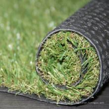 Hierba artificial sintética de jardín de alto rendimiento