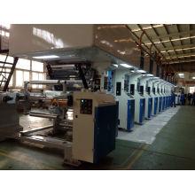 Печатная машина для ротационной глубокой печати с электронным приводом вала 250 м / мин