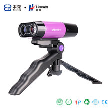 Portable 6600mAh Sport Camera with Power Bank and WiFi Function