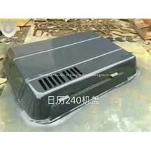 Engine Hood For Hitachi Excavator EX240 Aftermarket Parts