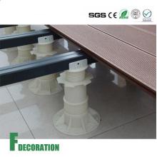 Cheap Plastic Adjustable Pedestal for WPC Tile