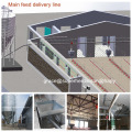 Automatic Chicken Farm with Full Set Broiler Production Kits