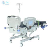 Lits d'hôpital LDRP électriques haut de gamme