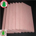 Hot Sale 1220x2440mm Red Core Fireproof MDF Board