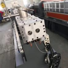 Máquina de granulação plástica de madeira PP / PE WPC