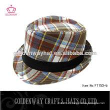 Vente en gros de chapeaux Fedora bon marché pour hommes