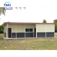 Casa prefabricada prefabricada fácilmente ensamblada del perfil del Pvc del hogar de la calidad excepcional