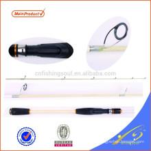 SFR077-5 personalizado cana de pesca de carbono espaços em branco haste de giro