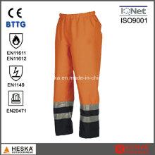 Hi Vis Fire Proof Working Pants