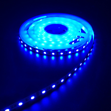 Striscia luminosa a led RGB smd 5050 5m flessibile