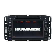 7 pulgadas de coches reproductor de DVD para Hummer H2 navegación GPS (HL-8723)