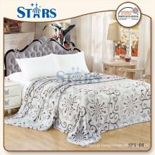 GS-FPBC-01 Oeko-Tex Standard 100%polyester flannel printing fabric