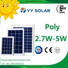 3W/5W/10W 18V Solar Panel for Solar Lights in Stock