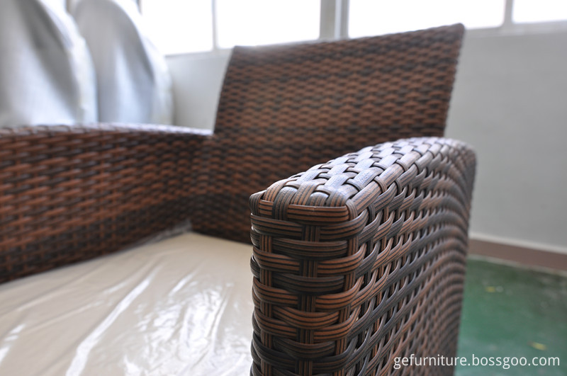 wholesale rattan wicker dining set1