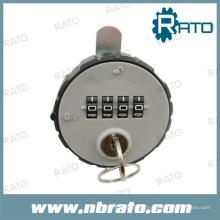 Round 4 Digital Combination Lock