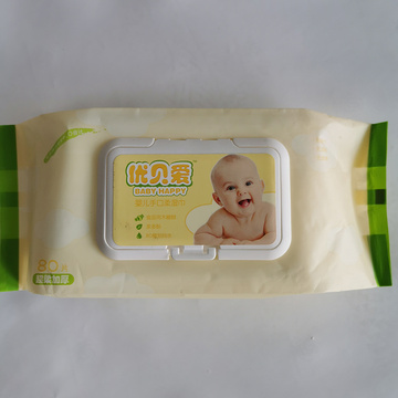 OEM Unscented Household Hypo Allergenic Baby Wipes