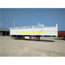 40 Ton Tri-axle Box Van Trailers