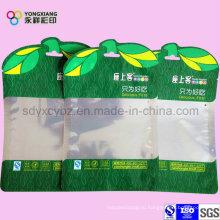 Продовольственная сумка из алюминиевой фольги с прозрачным окном