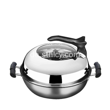 MultiFunction Steamer Kochgeschirr Hot Pot für den Heimgebrauch