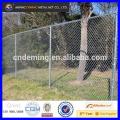 Venda por atacado preço da cerca da ligação chain, cerca da ligação chain usada para a venda