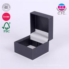 горячая слау мини палец кольцо бумажная коробка подарка для свадьбы
