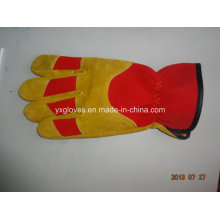 Коровы Кожаные Перчатки-Рабочие Перчатки-Промышленные Перчатки-Недорогие Перчатки-Перчатки