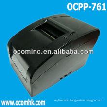 OCPP-761 --- Good 76mm POS Dot Matrix Bill Printer Impact Printer Dot Matrix Printer Mechanism