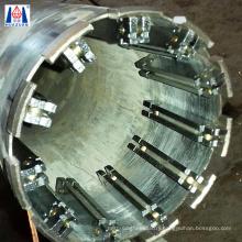 Core Welding Magnet Brazing Holder for Adjusting Segment